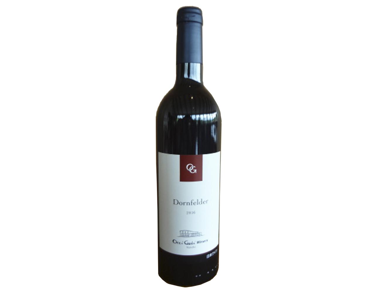 赤ワイン ドルンフェルダー 2016 750ml