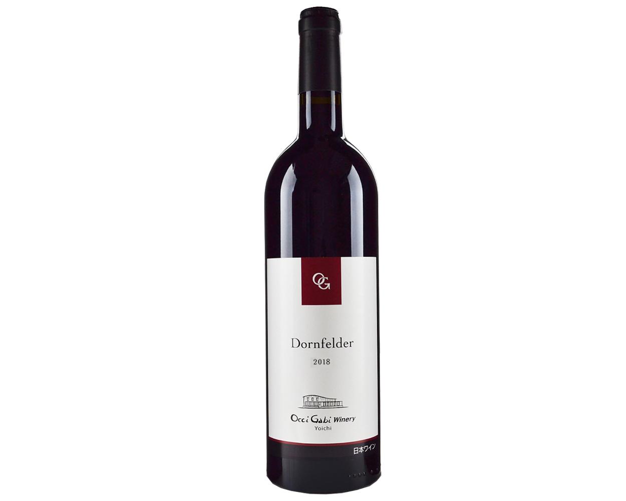 赤ワイン ドルンフェルダー 2018 750ml