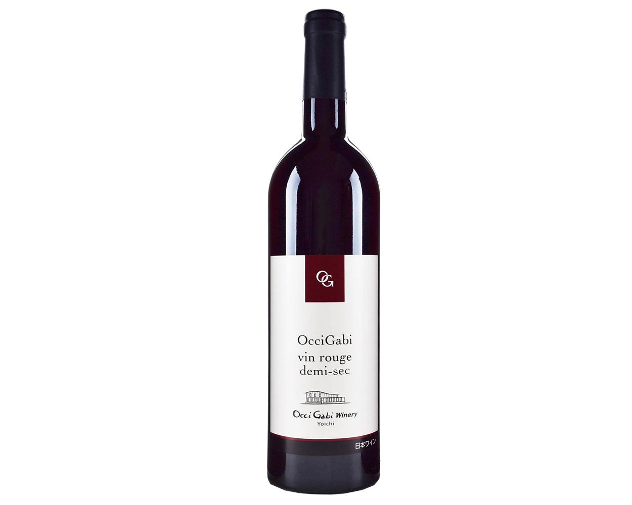 赤ワイン オチガビ・ヴァン・ルージュ・ドゥミ・セック 750ml