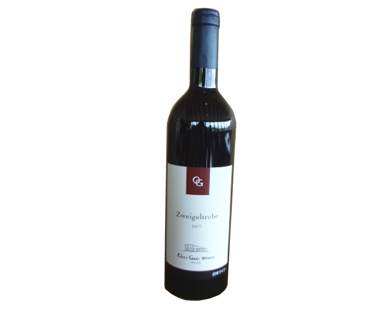 赤ワイン ツヴァイゲルトレーベ 2017 750ml