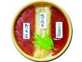 【札幌中央卸売市場直送】人気魚卵3種セット(味付け数の子・いくら醤油漬け・たらこ)