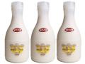 十勝ジャージーミルク 飲むヨーグルト 500ml 3本セット きび糖