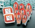 <西別鮭>徳川将軍家・献上西別鮭 鮭切り身・いくらセット A