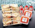 <西別鮭>徳川将軍家・献上西別鮭 鮭切り身・いくらセット B