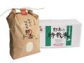 北海道米 南幌町産 ななつぼし10kg クラフト包装でギフトにも最適