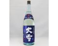 純米吟醸酒 大雪 1,800ml