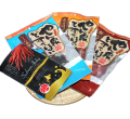 留萌工場直送 やん衆どすこほい 北海道珍味4種セット
