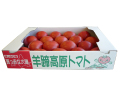 真狩の羊蹄高原トマト(Lサイズ)4Kg 18~20個