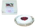 札幌スイーツ わらく堂 かご盛レアチーズケーキプラスベリー