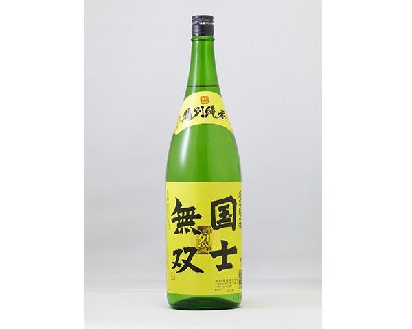 特別純米酒 国士無双 烈 1,800ml