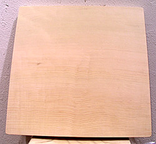 パンのし台 縦450×横450×厚さ33mm 3枚継ぎ板