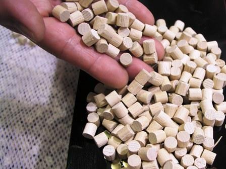 芳香木 「ひばの香り」 枕の中身 補充用(約150g) | 青森ヒバ/青森ひば