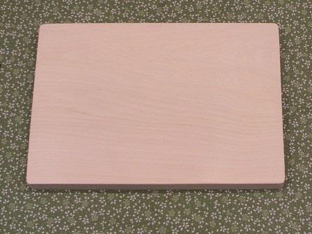青森ヒバ まな板[400×240×厚さ28〜33mm]