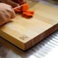 青森ヒバまな板 [30×30×厚さ3cm継ぎ]反りにくい継,正方形,のし板兼用!