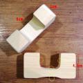 まな板立て 《厚いまな板用》 2個セット (9×高さ4,5×幅3cm)