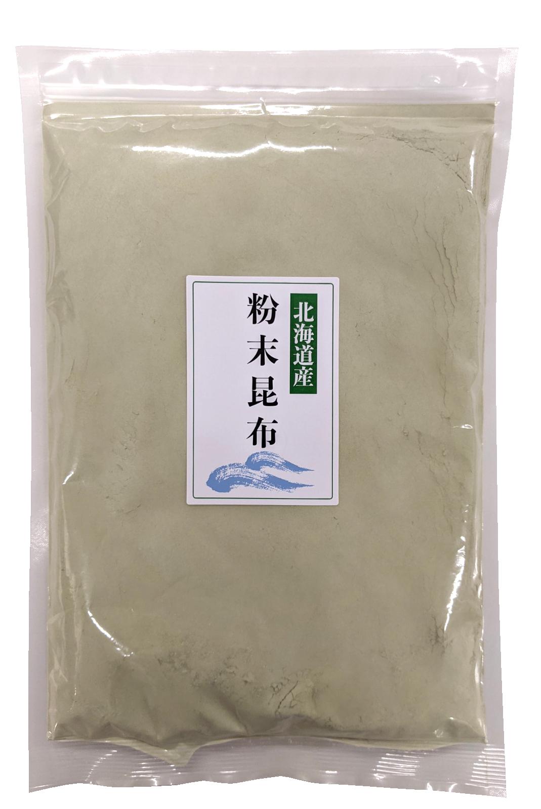粉末昆布(北海道産) 500g