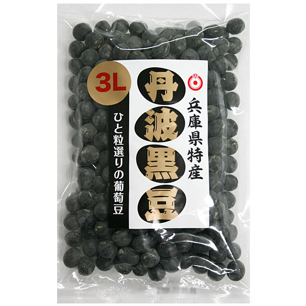 丹波黒豆 3L 200g
