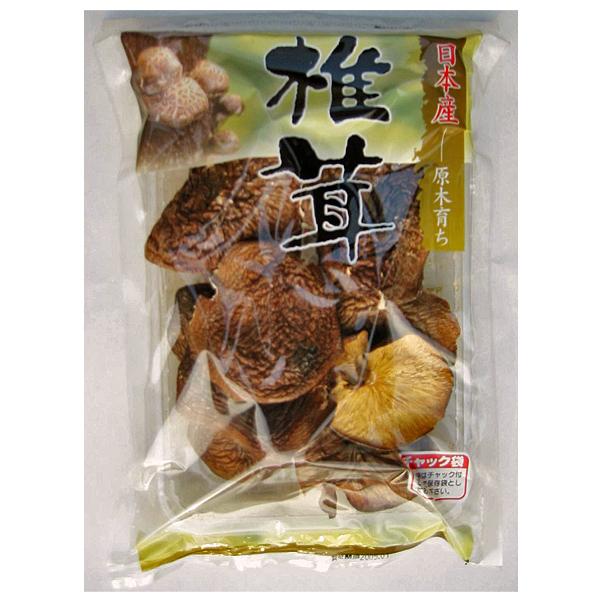 国内産椎茸 アラ葉 55g