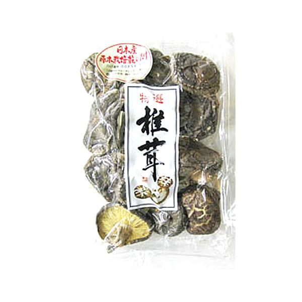 国内産椎茸 アラ葉 40g