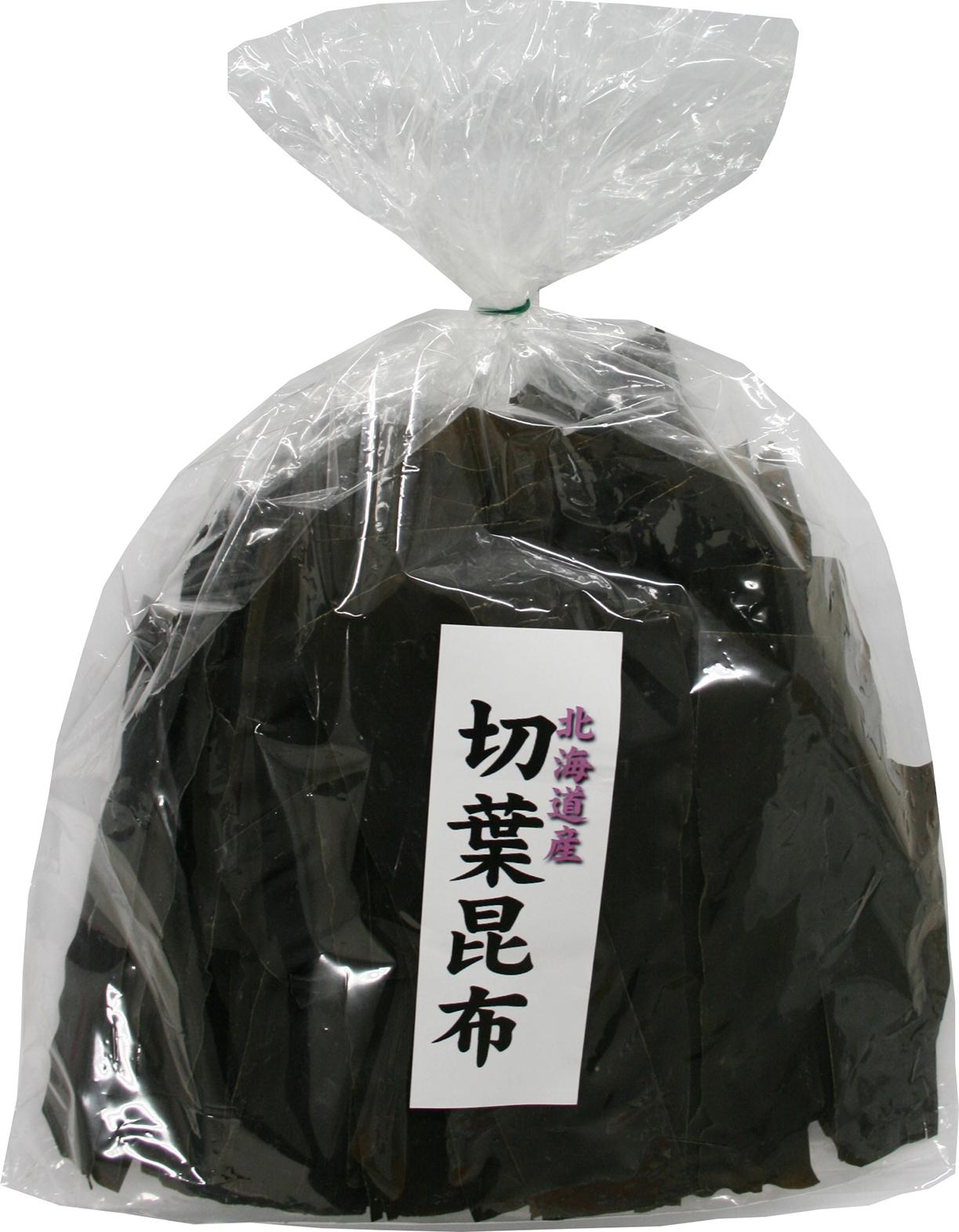 真昆布(北海道道南産)  切葉昆布 1kg