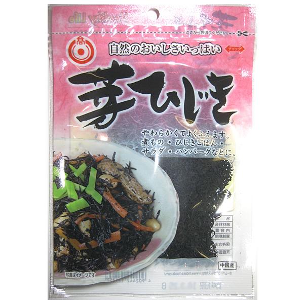 中国産芽ひじき 20g