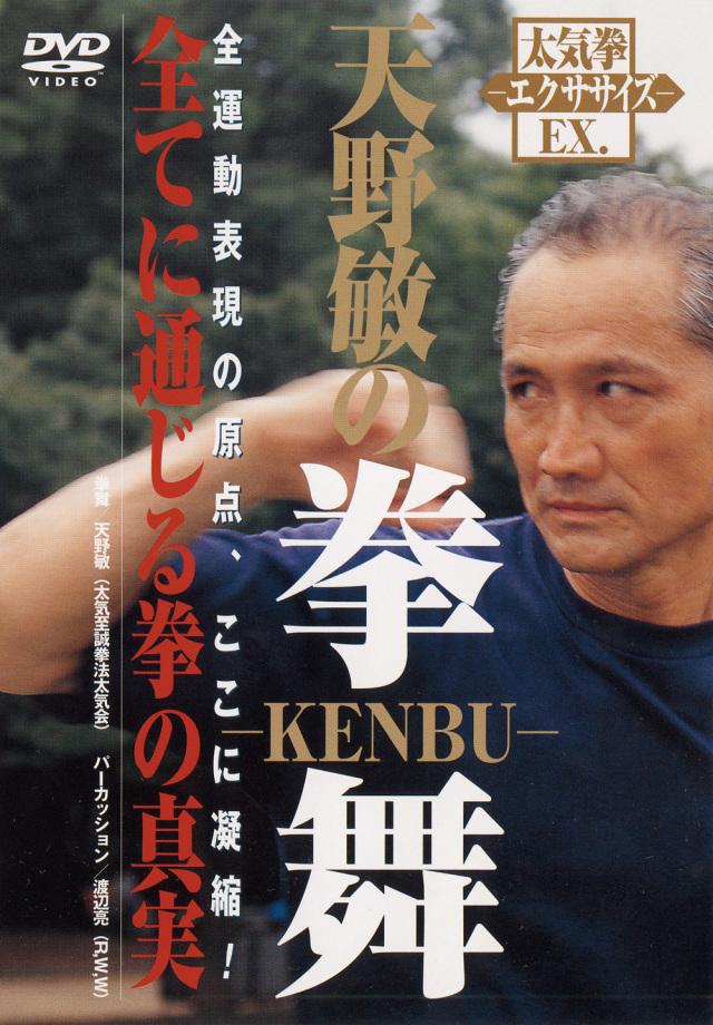 DVD 天野敏の拳舞