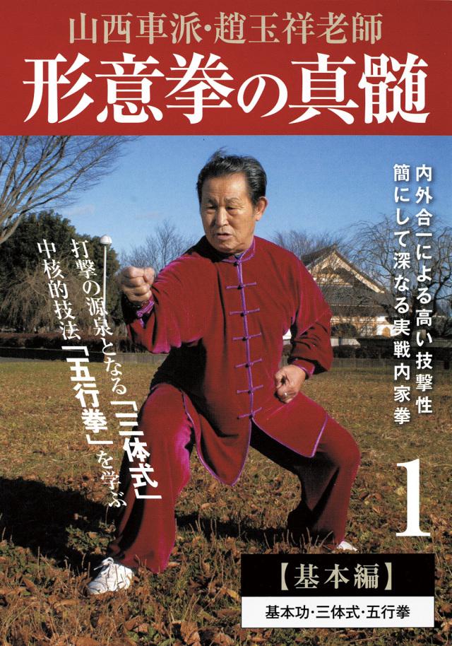 DVD 形意拳の真髄 第1巻