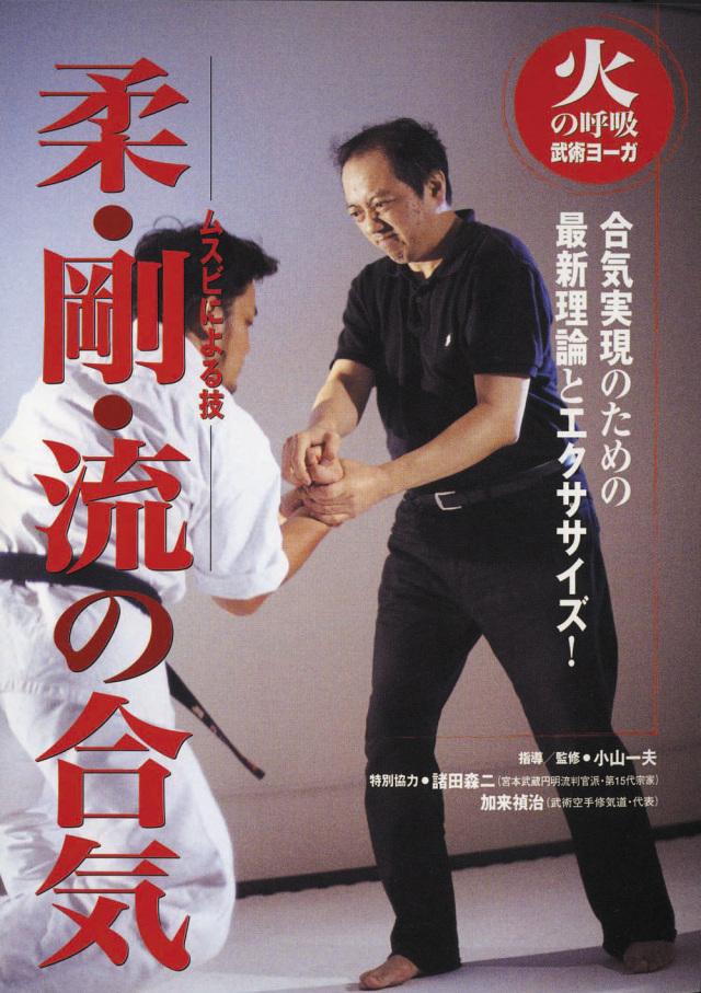 DVD 柔・剛・流の合気