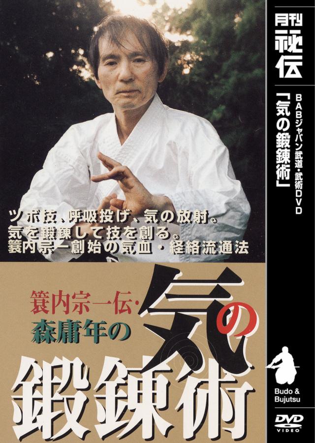 DVD 気の鍛錬術