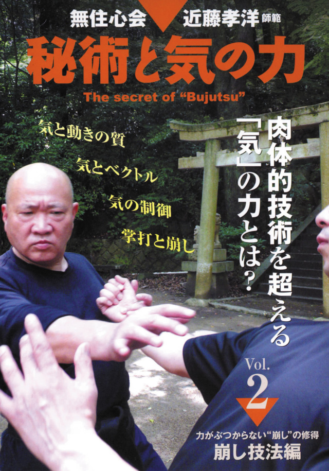 DVD 秘術と気の力 Vol.2