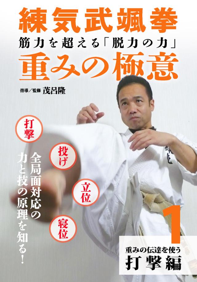 DVD 練気武颯拳 重みの極意 第1巻