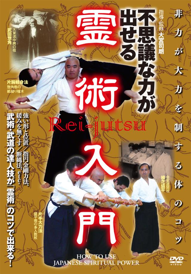 DVD 霊術入門