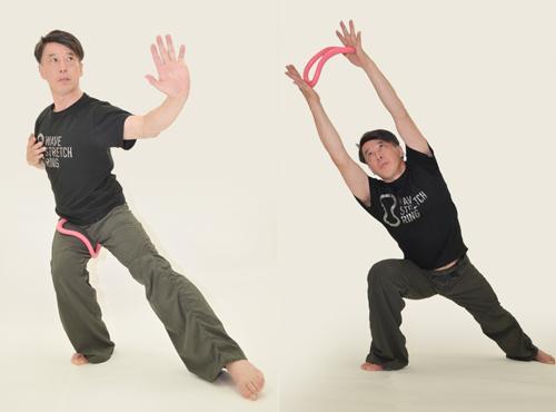 セミナー 【8/1開催】 「ウェーブストレッチリング体幹強化トレーニング」出版記念セミナー