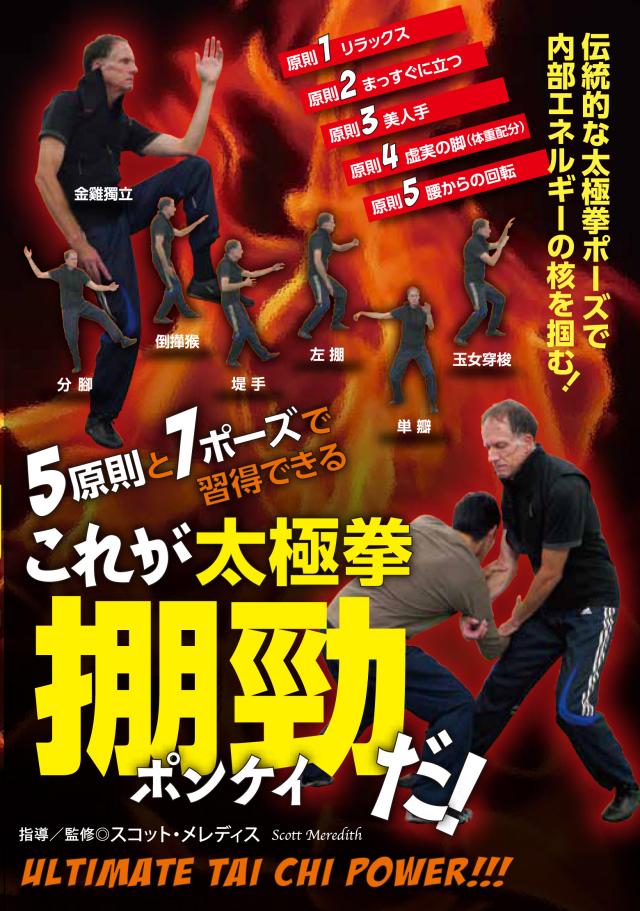 DVD これが太極拳掤勁(ポンケイ)だ!
