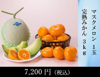 秋の味覚おまかせ果物コース(鶴)