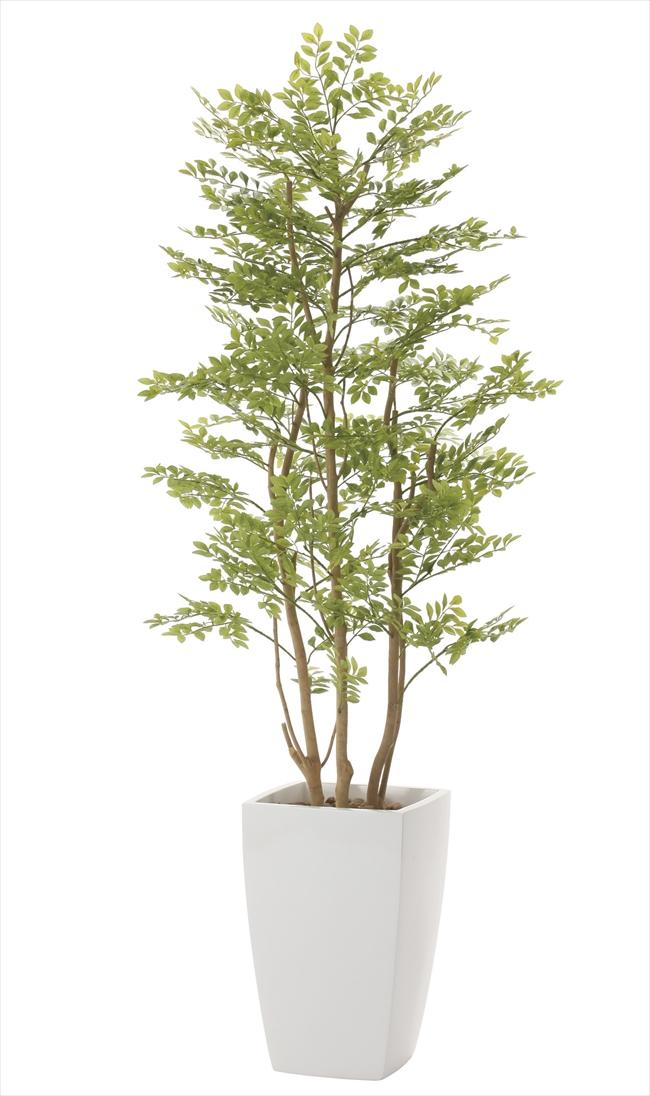 <2017新作>光触媒 光の楽園アーバンゴールデンリーフ1.8m【インテリアグリーン 人工観葉植物】(714a680)