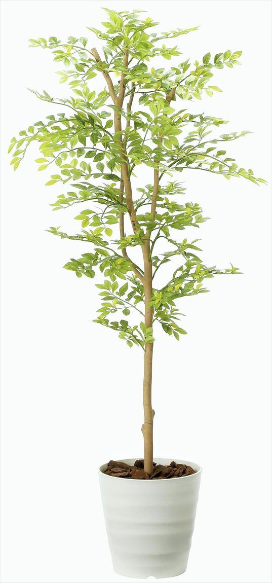 光触媒 光の楽園 ゴールデンリーフ 高さ 1.25m 【インテリアグリーン 人工観葉植物】 (2013a200)