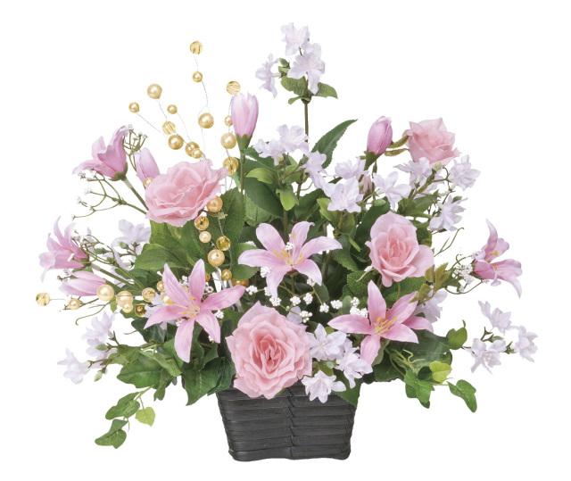 光触媒 光の楽園ハッピーパール【アートフラワー 造花 】(330a50)