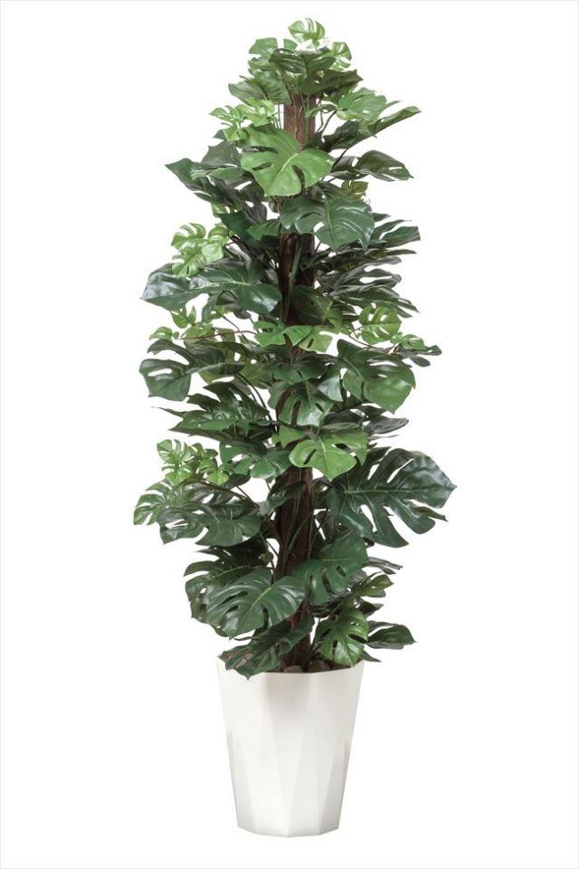 光触媒 光の楽園スプリット1.35m【インテリアグリーン 人工観葉植物】(512a250)