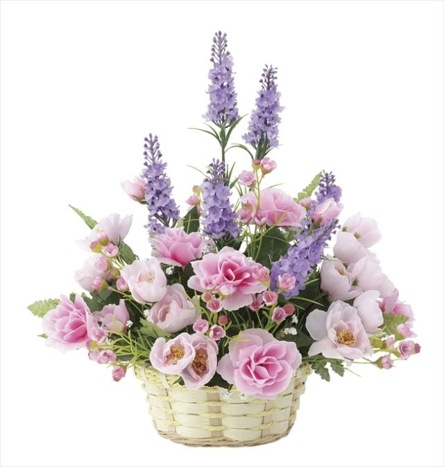 光触媒 光の楽園アニー【アートフラワー 造花 】(691a40)
