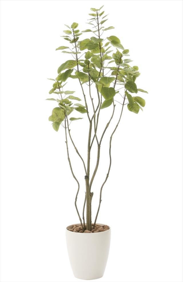 <2017新作>光触媒 光の楽園フィカスブランチツリー1.3m【インテリアグリーン 人工観葉植物】(723a180)
