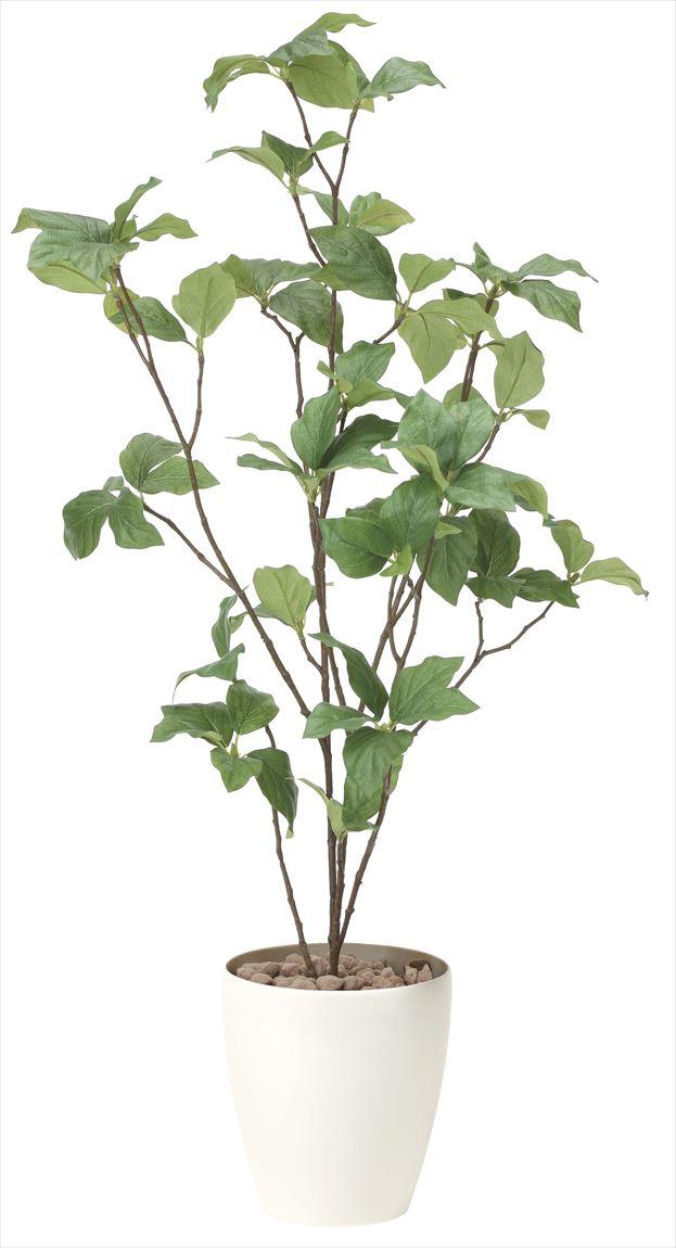 光触媒 光の楽園 サラサドウダン 高さ 90cm 【インテリアグリーン 人工観葉植物】 (827g85)