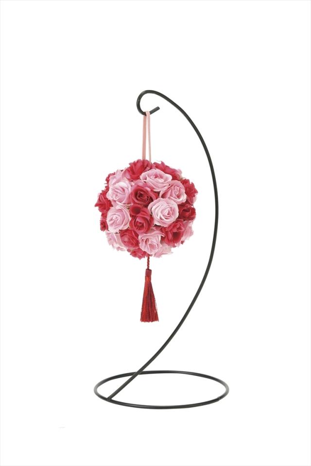 光触媒 光の楽園華毬(※ラッピング不可)【アートフラワー 造花 】(930a35)