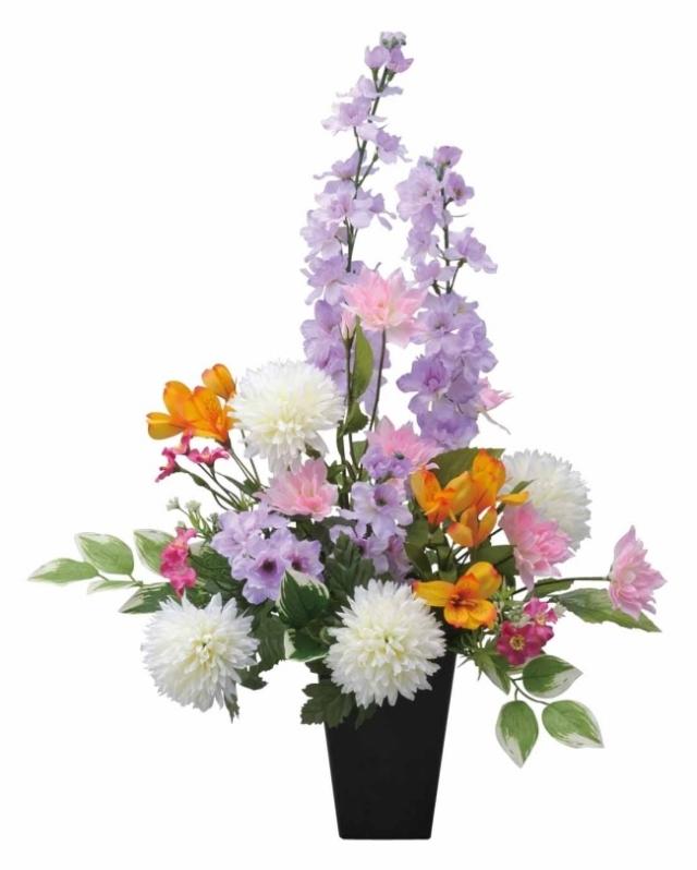 光触媒 光の楽園みやび【アートフラワー 造花 】(95a50)