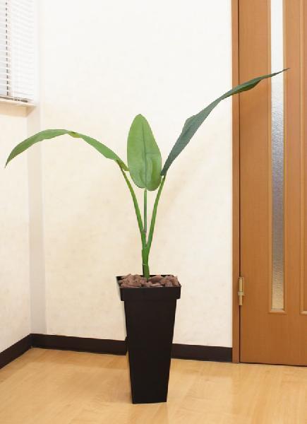 光触媒 光の楽園トラベラーズパーム1.3m【インテリアグリーン 人工観葉植物】(acn103)