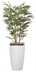 光触媒 光の楽園アートゴールデンツリー1.8m【インテリアグリーン 人工観葉植物】(114f950)