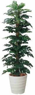 光触媒 光の楽園スプリットフィロ 1.8m【インテリアグリーン 人工観葉植物】(143a350)