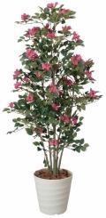 光触媒 光の楽園ブーゲンビリア 1.25m【インテリアグリーン 人工観葉植物】(164e250)