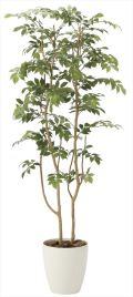 光触媒 光の楽園 マウンテンアッシュ 高さ 1.6m 【インテリアグリーン 人工観葉植物】 (2021a300)