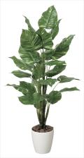 光触媒 光の楽園ポトス 1.1m【インテリアグリーン 人工観葉植物】(206c160)